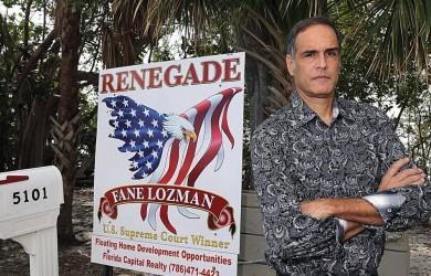 Fane Lozman boat house US Supreme Court case